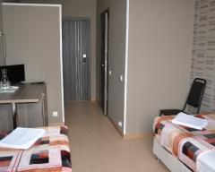 Hotel Karhu, Standard room with 2 twin beds (breakfast included)