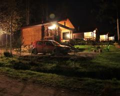 Hotel Lumivaara, Standard cottage with 2 twin and 1 double bed