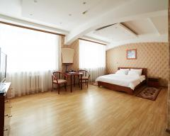 Hotel Rossiya, Standard room with 1 double bed