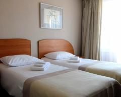 Hotel Dvina, Standard room with 2 twin beds