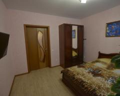 Hotel Lyuks, 1-room standard room with 1 double bed (breakfast included)