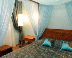 Hotel Onegin Terrasa, 1-room suite double or twin apartment with 1 double bed (breakfast included)