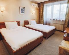 Hotel Ulan-Ude Park Hotel (ex. Geser), Standard room with 2 twin beds (breakfast included)