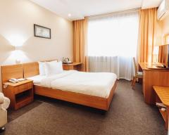 Hotel Ulan-Ude Park Hotel (ex. Geser), Standard room with 1 single bed (breakfast included)
