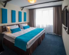 Hotel River Park, Standard double or twin room (breakfast included)