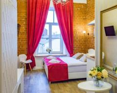 Hotel Petrovsky Art Loft, Standard room with 1 double bed