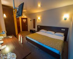 Hotel Laguna Lipetsk, Economy single room with 1 single bed (breakfast included, without window)