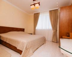 Hotel Onegin Terrasa, Standard double or twin room with 1 double bed (breakfast included)