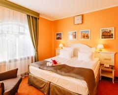 Hotel Stary gorod, Deluxe room (breakfast included)