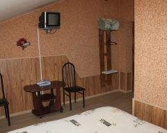 Hotel Edelveys, Economy double or twin room with 2 twin beds