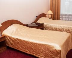 Hotel Dauriya, Standard room with 2 twin beds (breakfast included)
