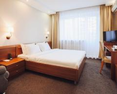 Hotel Ulan-Ude Park Hotel (ex. Geser), Standard room with 1 double bed (breakfast included)