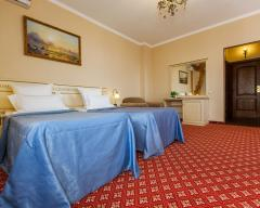 Hotel Grand Hotel Uyut, Standard room with 2 twin beds (breakfast included)