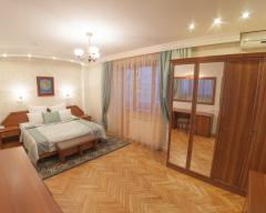 Hotel Ulan-Ude Park Hotel (ex. Geser), 3-room suite apartment (breakfast included)
