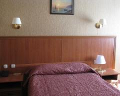 Hotel Alye Parusa, Comfort room with 1 double bed