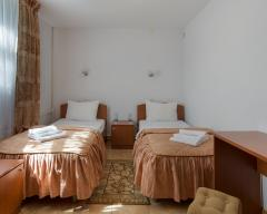 Hotel Russky Dom Divny 43°39° Spa Hotel, Standard room with 2 twin beds
