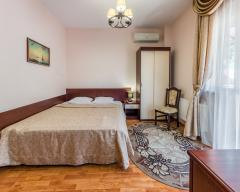 Hotel Russky Dom Divny 43°39° Spa Hotel, Standard double or twin room with 1 double bed