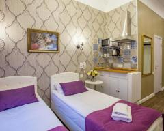Hotel Petrovsky Art Loft, Standard double or twin room