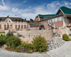 Razdolye country hotel club Russia, Kosulino village