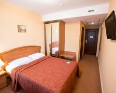 Hotel Baykal Business Center, Standard room with 1 double bed (breakfast included)