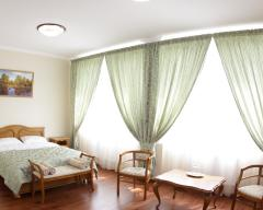Hotel Alexandrovskaya Sloboda, Standard room with 1 double bed (full board included)