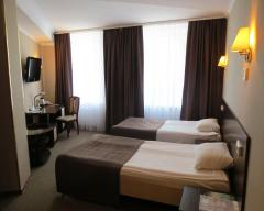 Hotel Laguna Lipetsk, Standard room with 2 twin beds (breakfast included)