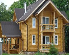 Hotel Zhivye Rodniki, Standard double or twin cottage