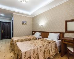 Hotel Residence Park Hotel, Standard double or twin room (breakfast included)