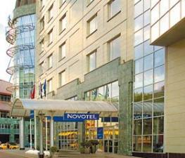 Novotel Moscow Center, Moscow