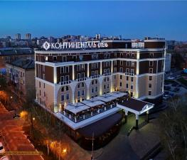 Continental Business hotel, Russia, Belgorod