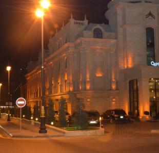 Qafqaz Park Hotel Baku